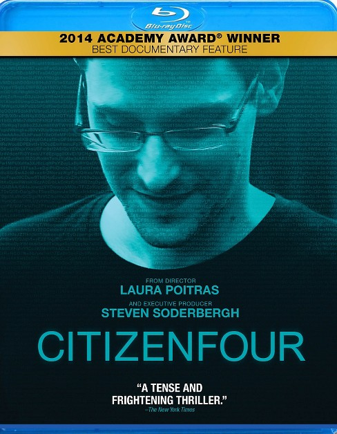 Citizenfour (Blu-ray) - image 1 of 1