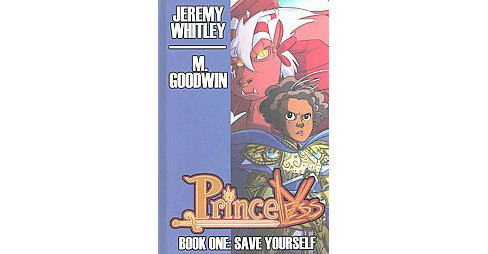 Princeless 1 : Save Yourself (Deluxe) (Hardcover) (Jeremy Whitley) - image 1 of 1