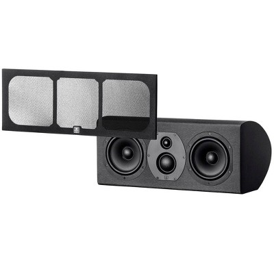 Monolith THX-365C Ultra Center Channel Speaker (Each) THX Certified, Premium Drivers, Premium Built Cabinet
