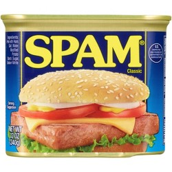 Spam Original Lunch Meat 12 oz