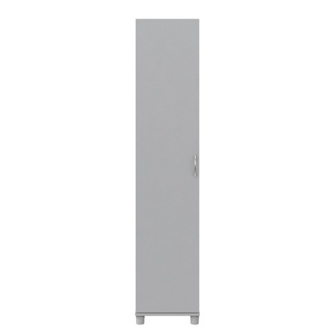 Realrooms Basin Floor Storage Cabinet Kitchen Pantry And Bathroom Organizer Dove Gray 16 Target