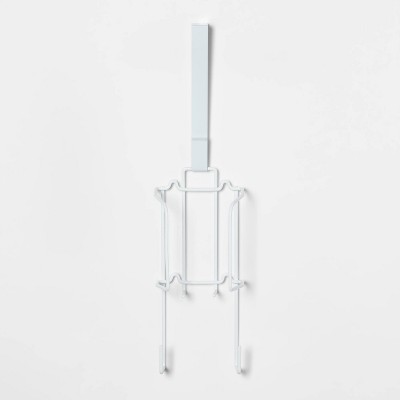 Over The Door Ironing Board Caddy White - Room Essentials™