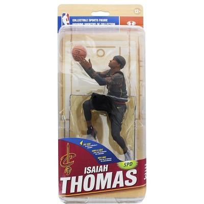 Mcfarlane Toys Cleveland Cavaliers McFarlane NBA Series 32 Action Figure: Isaiah Thomas (Black Jersey Variant)