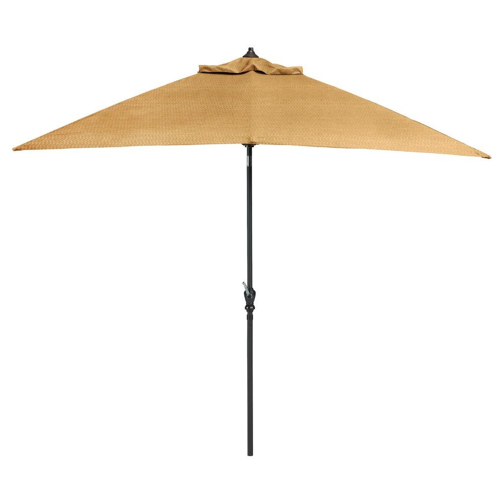 Image of Hammond 9' Table Umbrella - Tan - Hanover
