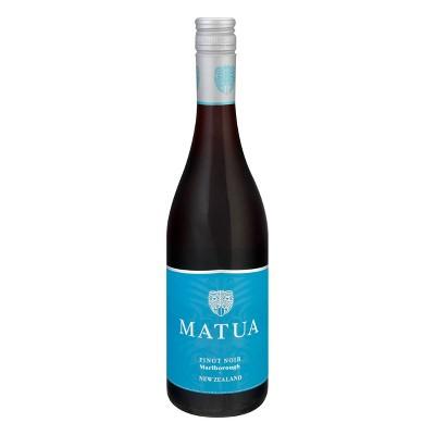 Matua Pinot Noir Red Wine - 750ml Bottle