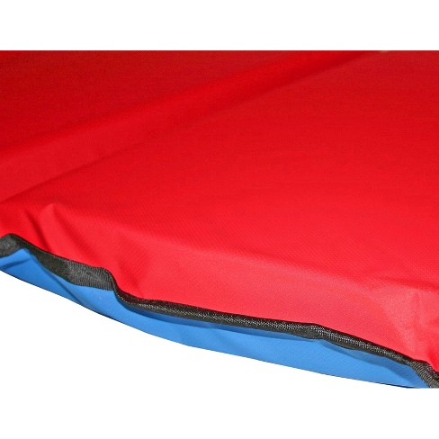 KinderMatR Enduro Mat 1 X 24 48 Red Blue Target