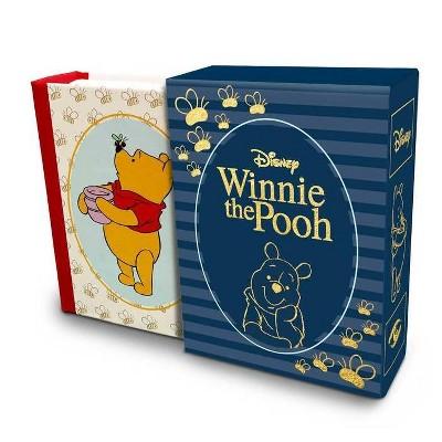 Disney: Winnie the Pooh [tiny Book] - (Tiny Book)by Brooke Vitale (Hardcover)
