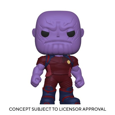Funko POP! Marvel: What If...? - Ravager Thanos (Target Exclusive)