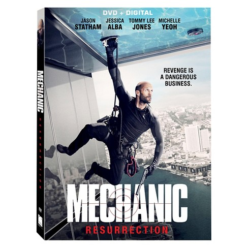 Mechanic Resurrection (DVD + Digital) - image 1 of 1