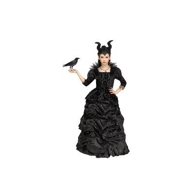 Kids' Wicked Queen Pur Halloween Costume