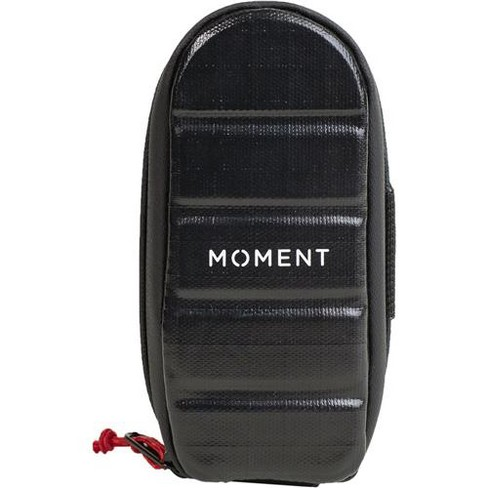 Moment Dual Mobile Lens Pouch, Black Ripstop - image 1 of 4
