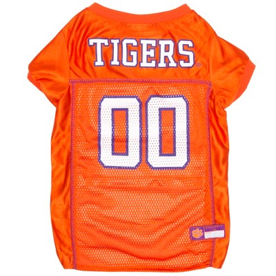 Pets First Clemson Tigers Mesh Jersey - L   Target eb988c0f5