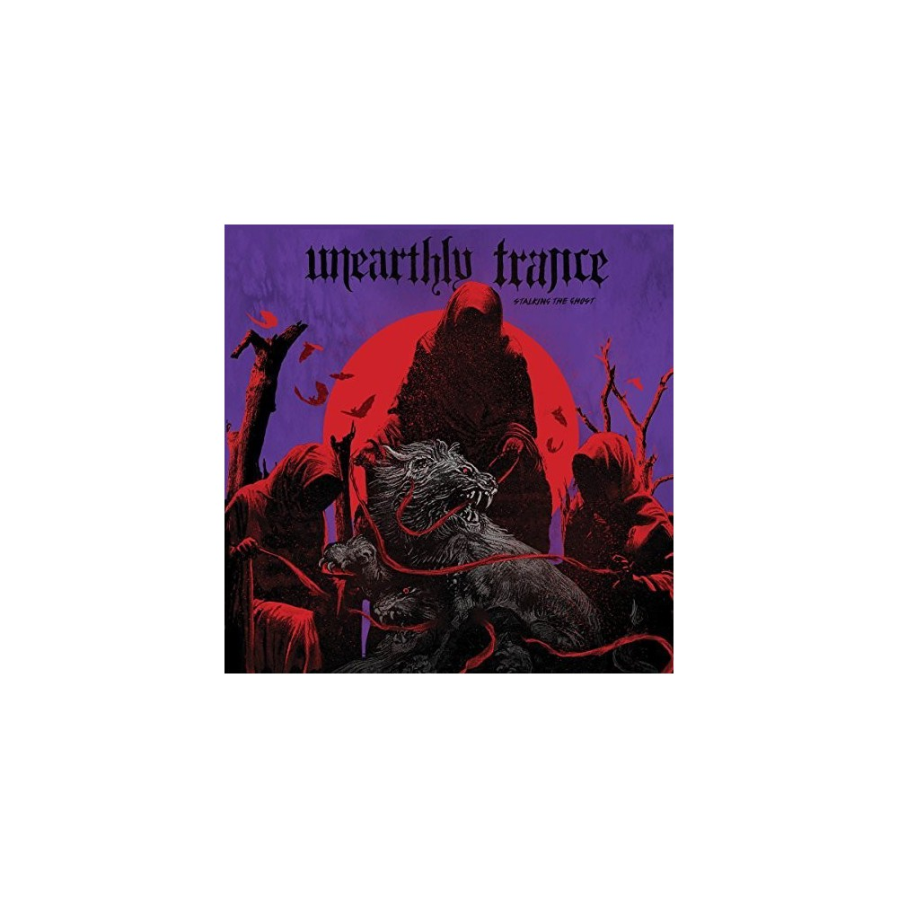Unearthly Trance - Stalking The Ghost (CD)