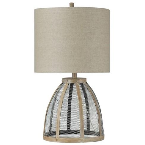 Bateau Bay Table Lamp Blue - StyleCraft - image 1 of 1