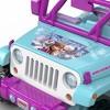 Power Wheels 12V Disney Princess Frozen Jeep Wrangler Powered Ride-On - image 3 of 4