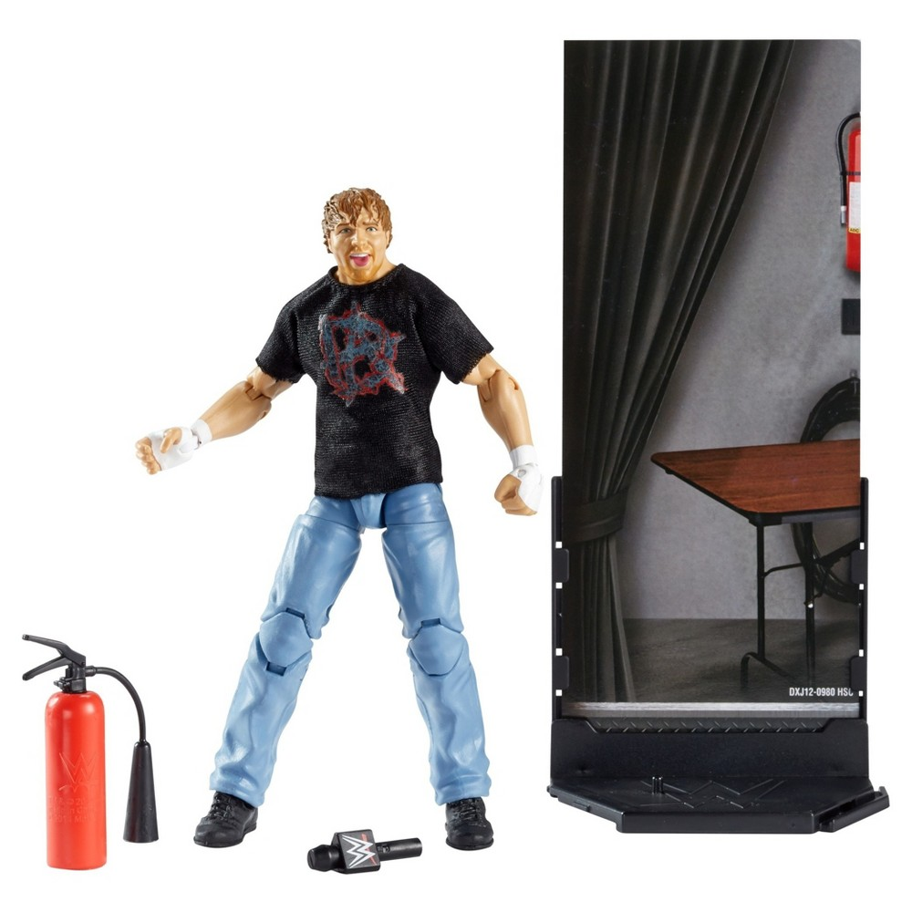 Wwe Elite Collection Dean Ambrose Action Figure - Series # 48