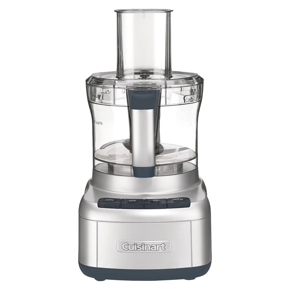 Cuisinart 8 Cup Food Processor – Silver FP-8SV, Grey 18817638