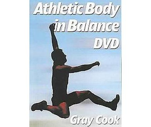 Athletic Body in Balance (Hardcover) (Gray Cook) - image 1 of 1