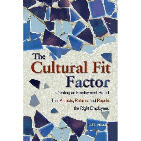 The Cultural Fit Factor - by  Lizz Pellet (Paperback) - image 1 of 1