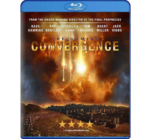 Coming Convergence (Blu-ray) - image 1 of 1