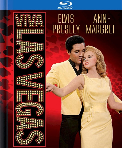 Viva las vegas 50th anniversary (Blu-ray) - image 1 of 1