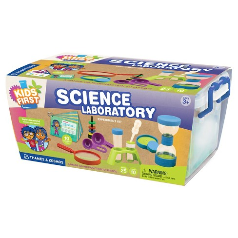 Thames & Kosmos Kid's First Science Laboratory - image 1 of 4