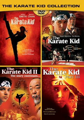 The Karate Kid Collection (DVD)