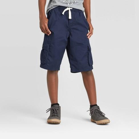 Boys' Pull-On Cargo Shorts - Cat & Jack™ - image 1 of 3