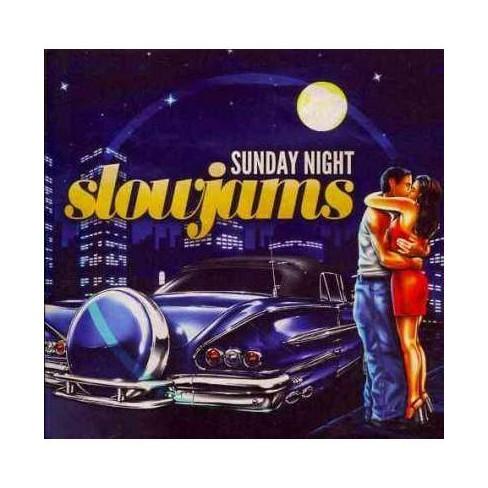 Various - Sunday Night Love Jams (CD) - image 1 of 1