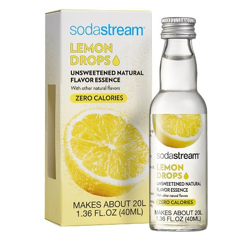 SodaStream Fruit Drops Lemon - image 1 of 1