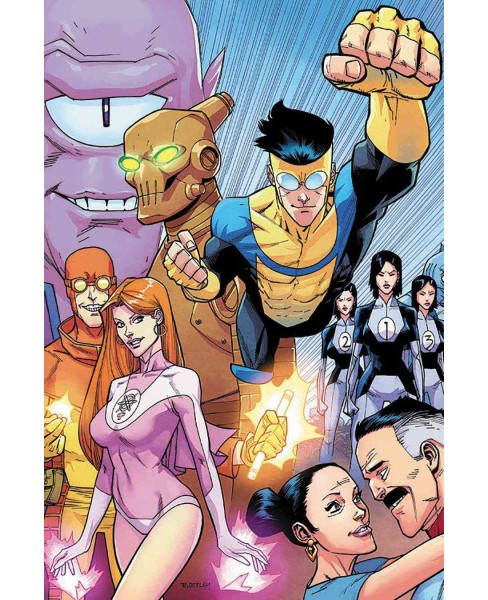 Invincible Ultimate Collection 11 (Hardcover) (Robert Kirkman) - image 1 of 1