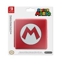 Target.com deals on Nintendo Switch Premium Game Card Case Mario
