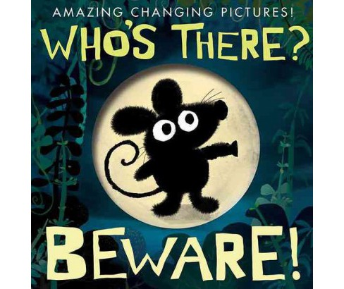 Who's There? Beware! (Hardcover) (Patricia Hegarty) - image 1 of 1