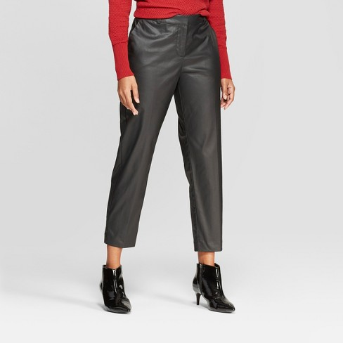 658e57a5d2a51 Women s Straight Leg Cropped Trouser - Prologue™ Black   Target