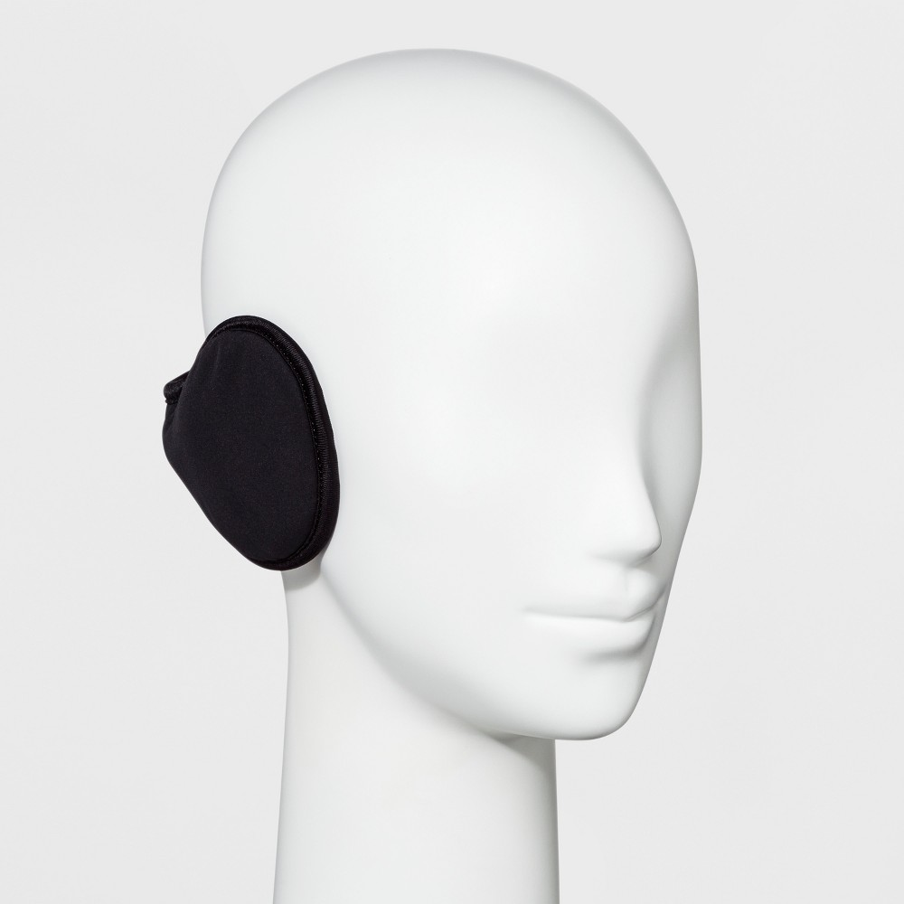 Image of Degrees by 180s Women's Commuter Ear Warmer - Black