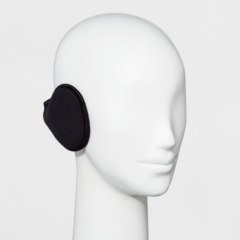 Degrees by 180s Women's Commuter Ear Warmer - Black - image 1 of 2