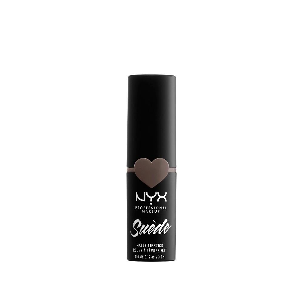 Nyx Professional Makeup Suede Matte Lipstick Munchies - .12oz