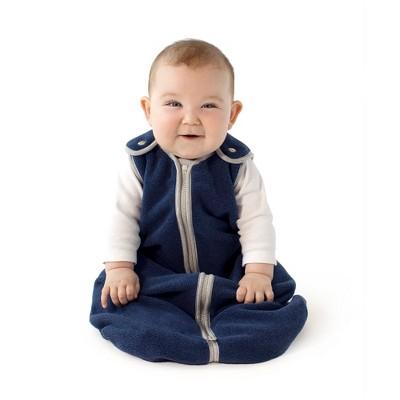 Swaddle Wrap baby deedee Navy Wearable Blanket