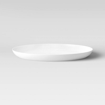 "10.5"" Plastic Round Dinner Plate - Made By Design™"