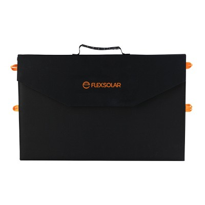FlexSolar 120W Foldable and Portable Charging Station