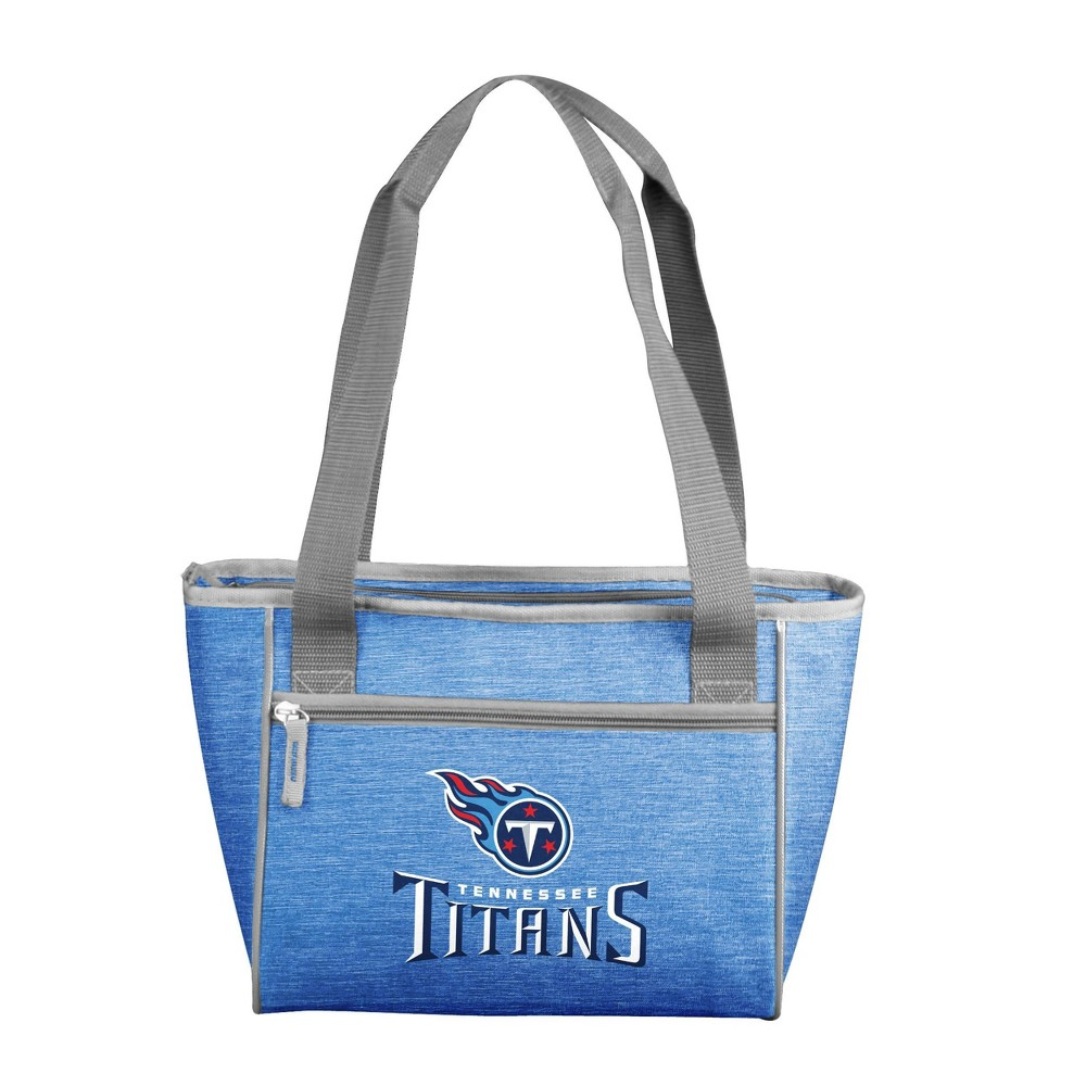 Nfl Tennessee Titans Crosshatch 16 Can Cooler Tote