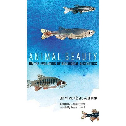 Animal Beauty - (Mit Press) by  Christiane Nusslein-Volhard (Hardcover) - image 1 of 1