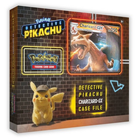 Pokemon Trading Card Game Detective Pikachu Charizard GX Case File - image 1 of 3