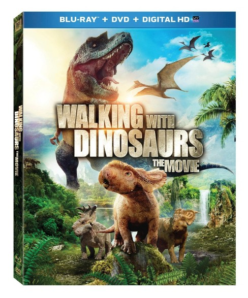 Walking with Dinosaurs (2 Discs) (Blu-ray/DVD) - image 1 of 1