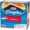 Kraft Singles American Cheese Slices - 16ct - image 4 of 4