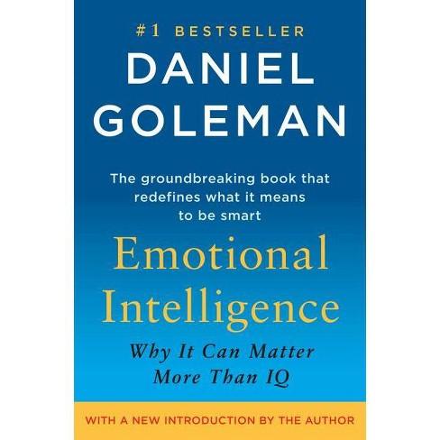 Emotional Intelligence - 10th Edition by Daniel Goleman - image 1 of 1