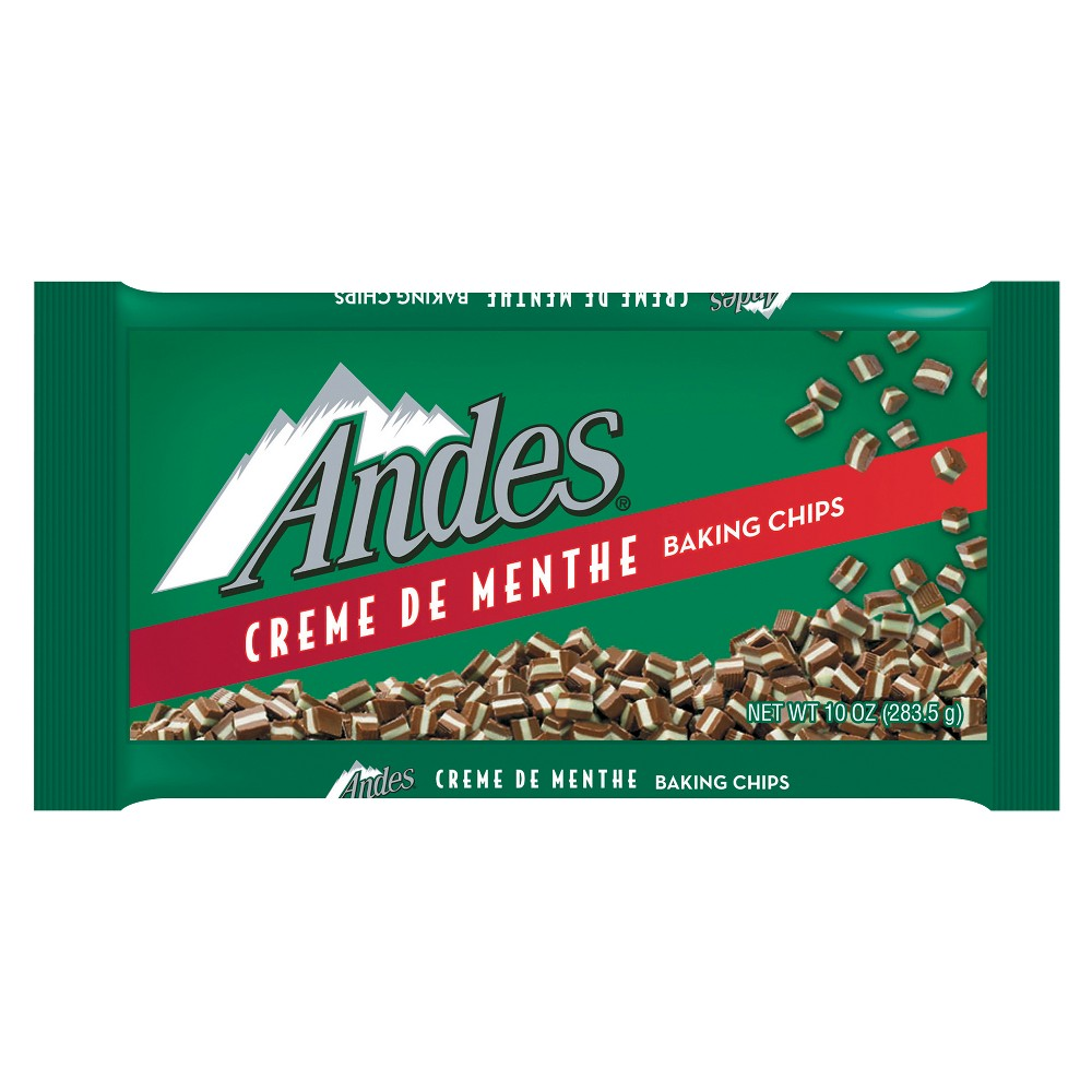Andes Crème De Menthe Baking Chips - 10oz