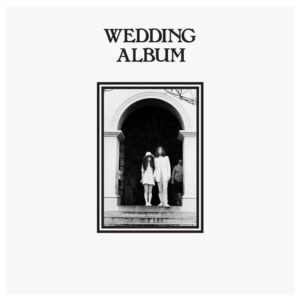 John Lennon Wedding Album Cd