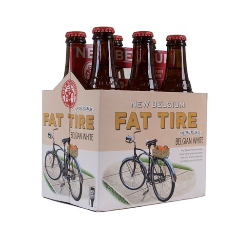 Fat Tire Belgian White - 6pk / 12 fl oz Bottles - image 1 of 1