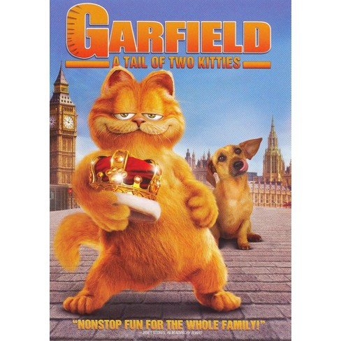 Garfield A Tail Of Two Kitties Dvd Target